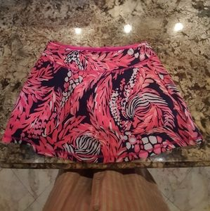 Lilly Pulitzer Luxletic Athletic Skort